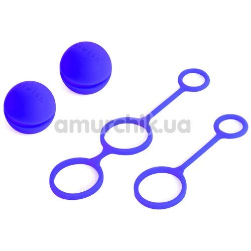 Вагинальные шарики B Swish Bfit Classic, синие