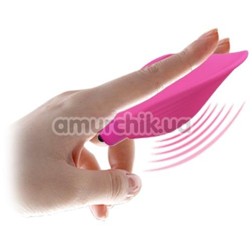 Клиторальный вибратор Pretty Love Nicole, розовый