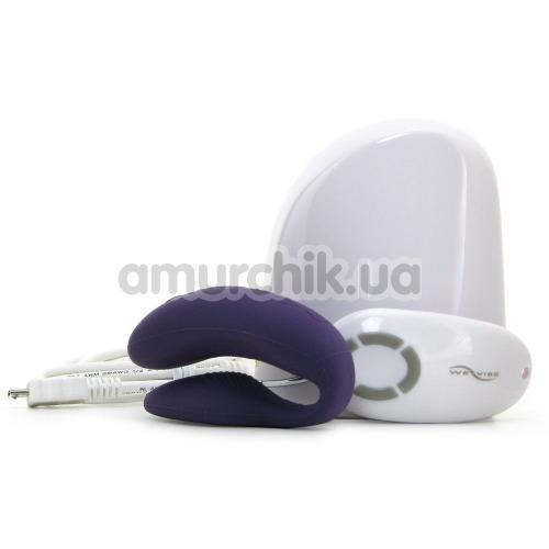 Вибратор We-Vibe 4 Plus Purple (ви вайб 4 плюс фиолетовый)