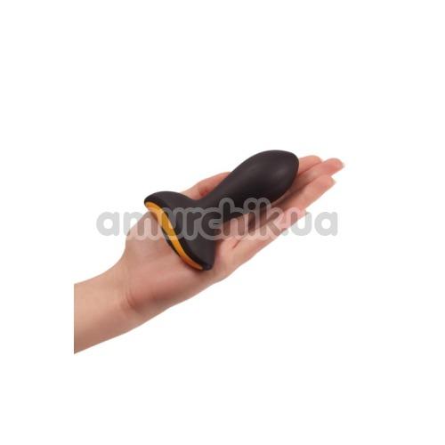 Анальная пробка с вибрацией Pornhub Turbo Butt Plug, черная