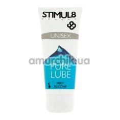 Лубрикант Stimul8 Pure Lube на силиконовой основе, 100 мл - Фото №1