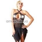 Платье Cottelli Collection 2711893, черное - Фото №1
