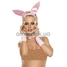 Костюм кролика Roxana Bunny Set, розовый - Фото №1