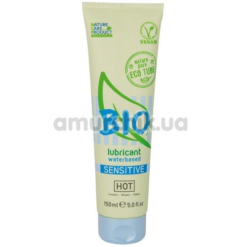Лубрикант органический Hot Bio Sensitive, 150 мл