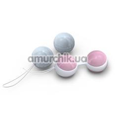 Вагинальные шарики Lelo Luna Beads Mini (Лело Луна Бидс Мини) - Фото №1