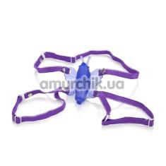 Клиторальный стимулятор Micro-Wireless Venus Butterfly, фиолетовый