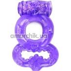 Виброкольцо Brazzers RE009, фиолетовое - Фото №1