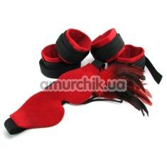 Бондажный набор Sexy Slave Kit - Фото №1