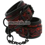 Наручники Blaze Deluxe Wrist Cuffs, красные - Фото №1