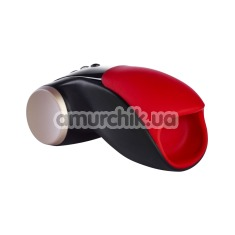 Симулятор орального секса Fun Factory Cobra Libre II, красный - Фото №1