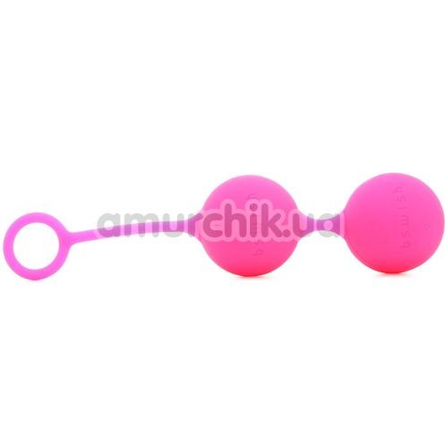 Вагинальные шарики B Swish Bfit Classic, малиновые