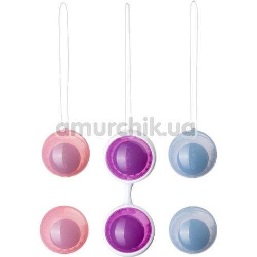 Вагинальные шарики Lelo Beads Plus (Лело Бидс Плюс) - Фото №1
