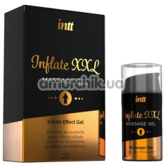 Гель для увеличения пениса Intt Inflate XXL Massage Gel, 15 мл - Фото №1