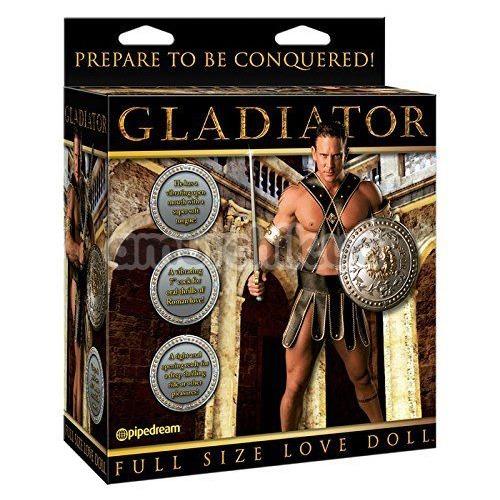 Секс-кукла Gladiator