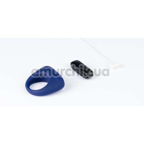 Виброкольцо Magic Motion Dante, синее