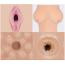 Искусственная вагина с вибрацией Kokos Clara OnaHole, телесная - Фото №9