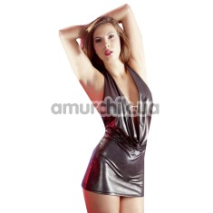 Платье Minikleid Silber серое - Фото №1