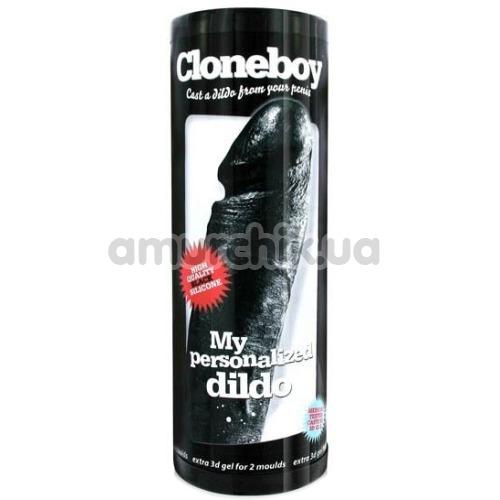 Набор для изготовления копии пениса Cloneboy My Personalized Dildo, черный