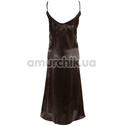 Пеньюар Cottelli Collection Chemise 2751038, черный