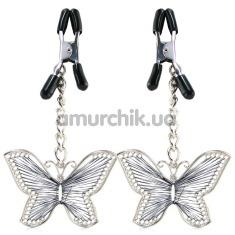 Купить Зажимы для сосков Butterfly Nipple Clamps