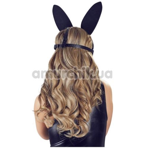 Маска Кролика Bad Kitty Naughty Toys Head Bunny Mask, черная