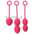 Вагинальные шарики Svakom Nova Ball, красные - Фото №1