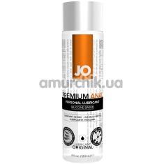 Анальный лубрикант JO Anal Premium на силиконовой основе, 120 мл - Фото №1