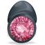 Анальная пробка Dorcel Geisha Plug Ruby XL, черная - Фото №4