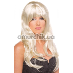Парик Be Wicked Wigs Burlesque Wig, белый - Фото №1