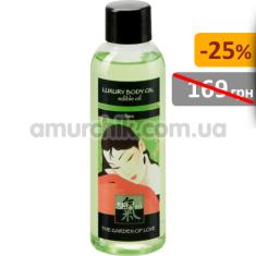 Купить Массажное масло Shiatsu Luxury Body Oil Lime - лайм, 100 мл