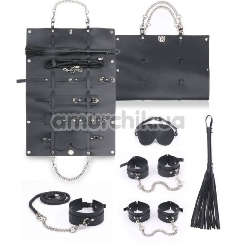 Бондажный набор Bondage Set, чёрный