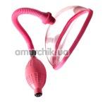 Вакуумная помпа для вагины Pussy Pump розовая - Фото №1
