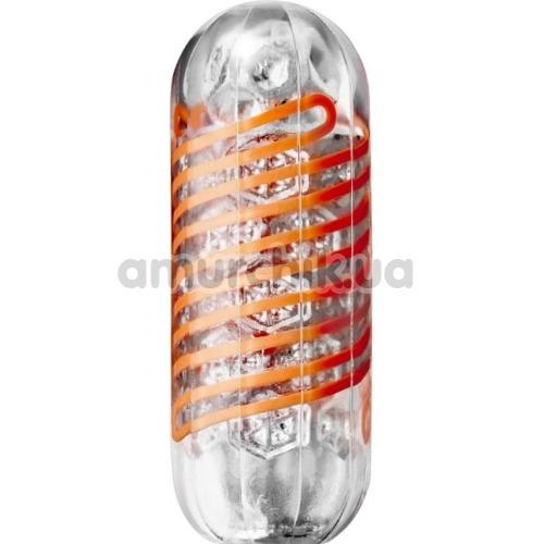 Мастурбатор Tenga Spinner Hexa 02, прозрачный