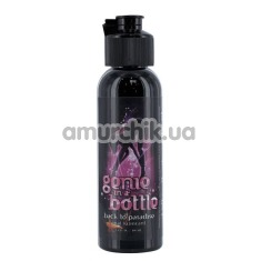 Анальный лубрикант Genie in A Bottle Back to Paradise - согревающий эффект, 100 мл - Фото №1