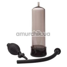 Вакуумная помпа Penis Enlarger, гладкая черная - Фото №1