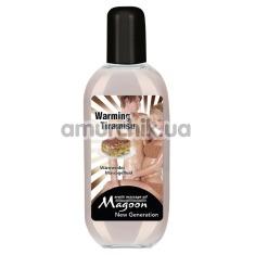 Массажное масло Magoon Warming Tiramisu - тирамису, согревающий эффект - Фото №1