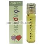 Духи с феромонами Mini Max Grey №3  - реплика Yves Saint Laurent Opium, 5 мл для мужчин - Фото №1
