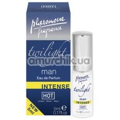 Духи с феромонами Hot Twilight Man Intense, 5 мл для мужчин
