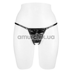 Трусики-стринги Fashion Secret Angela Jockstrap, чёрные - Фото №1