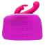 Сумочка для хранения секс-игрушек Happy Rabbit Storage Case Large, фиолетовая - Фото №5