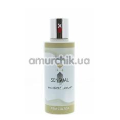 Лубрикант XSensual Water Based Lubricant Pina Colada - пина колада, 150 мл - Фото №1