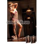 Комбинация Leopard-Pink Lace Tube Dress - Фото №1