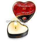 Массажная свеча Plaisir Secret Paris Bougie Massage Peach - персик, 35 мл - Фото №1