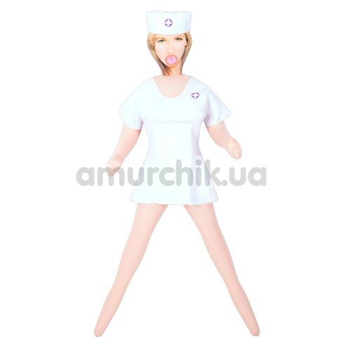 Секс-кукла My Perfect Nurse, телесная - Фото №1