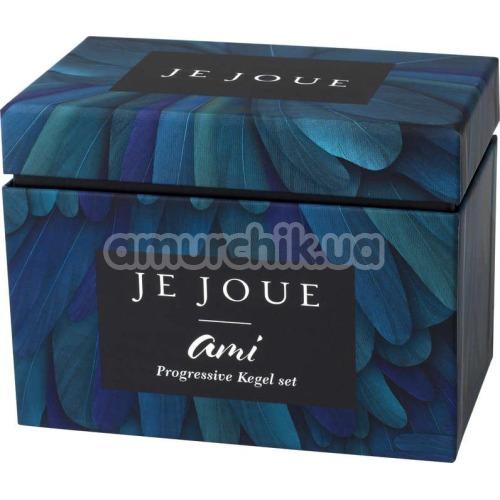 Набор вагинальных шариков Je Joue Ami, фиолетовый