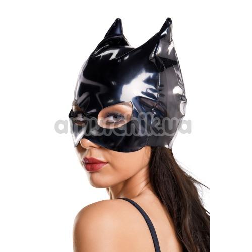 Маска Кошечки Glossy Ann Catmask, черная