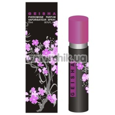 Туалетная вода с феромонами Geisha Cherry (Гейша Черри) - реплика Christian Dior -Miss Dior Cherie, 15 ml для женщин - Фото №1