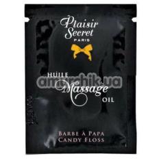 Массажное масло Plaisirs Secrets Paris Huile Massage Oil Candy Floss - сахарная вата, 3 мл - Фото №1
