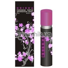 Туалетная вода с феромонами Geisha Camellia (Гейша Камелия) - реплика Calvin Klein CK IN2U Her, 15 ml для женщин - Фото №1