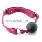 Кляп Pink Ball Gag - Фото №1